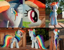 Rainbow Dash 4 for sunsetsprint by adamlhumphreys