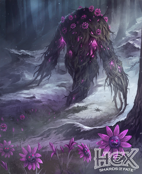 HEX TCG - Feverbloom by RogierB