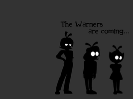 New Desktop: They're Coming... by tragedyann