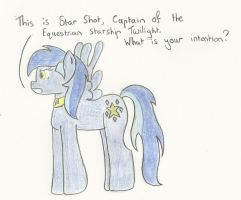 Captain Star Shot by The-rogue-shadow