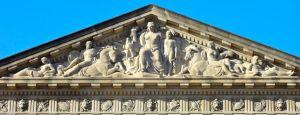 Columbia tympanum by 44NATHAN