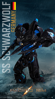SS Schwarzwolf - Pacific Rim by Lord-of-flyingfoods