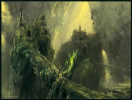 Lost city of Cyclops by Rukkits