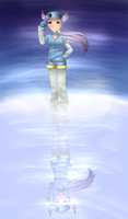 Reflection.. by Sweetie-Haruka15