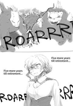 I'm too old for this shit by ram-jam