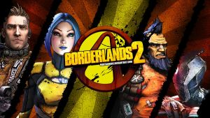 Borderlands 2 Wallpaper - Second Crossing by mentalmars