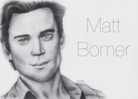 Matt Bomer 2 by Rich90a