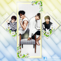 +Pack Png|B1A4 by KarmaButterflyLove