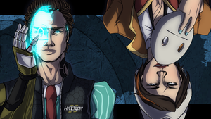 Cry Plays: Tales from the Borderlands [v2] by lunast
