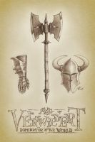 The Axe of Verwildert by aautio