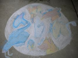 Lost and Chalked by Evelyn-Cross
