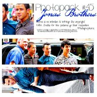 Photopack #45 Jonas Brothers by YeahBabyPacksHq