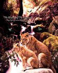 The Wisdom of The Lionesses by GrandeReveuse