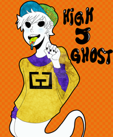 5 Ghost by Awsmazing