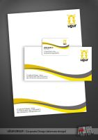 Ugur Corporate Design 02 by Alpipi