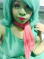 Disgust Cosplay From Inside out SDCC 2015(Preview) by MeiAliceLiddell