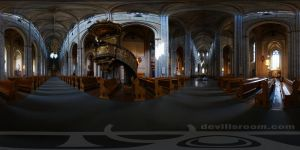 Inside the chatedral ::360:: by rdevill