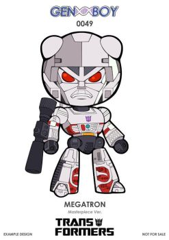 GB0049 - MEGATRON MP by GERCROW