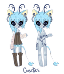 [Original Species: Cassettes} by JeanaWei