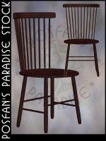 TeaParty Chair 003 by poserfan-stock