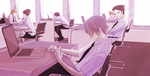Classroom Blues by EXP1BDS