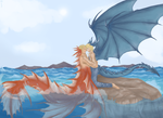 [APH Nordics] Between Mountains and Sea by Enbi-to-Miruku