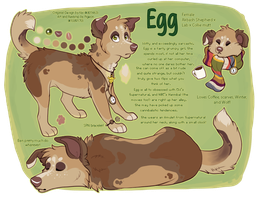PA: Egg 2014 by onlyhalfpigeon