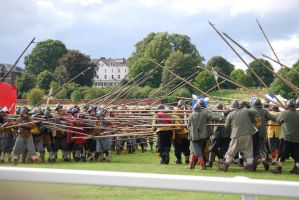 Pikemen ATTACK by Prythen