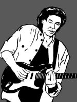 Ry Cooder by Liko