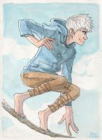 JACK FROST by JuliaLost