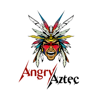 Angry Aztec by art-designer