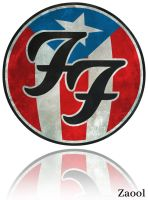 Foo Fighters Puerto Rico by flamingvoltage