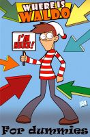 Where is Waldo for Dummies by Captain-Paulo