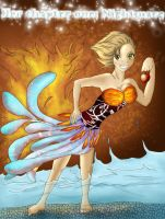 Chapter one , a natsu and lucy love story by kath-san