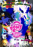 My Little Pony Season 4 Poster by LightDegel