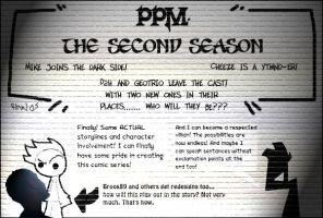 PPM Season 2easer by brooxweb