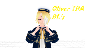 MMD Oliver TDA Download!! by ashleyprincesaamy