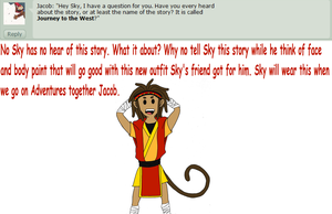 Question 2 .:Journey West:. by AskTheMonkeyKing
