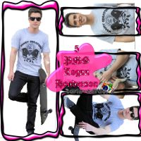Pack #1 LoganHenderson by Carls-Editions