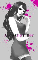 Jane the killer by ichimatsu14