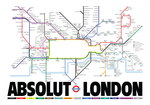 ABSOLUT LONDON by symmetree