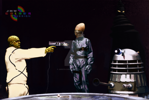 Doctor Who - Mission to the Unknown (Colourised) by JMWColourDesign