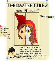 Contest Entry for DaxterBoyAwesome by DarkerHours