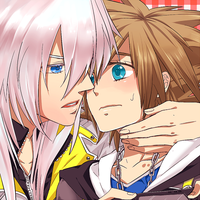 yaoi sora and riku 2 by ineedsomecake
