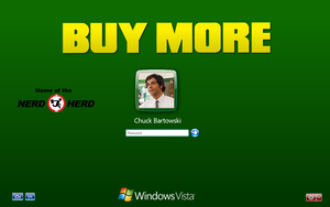 Buy More Logon for Vista by trebory6