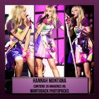 Photopack 575: Hannah Montana by PerfectPhotopacksHQ