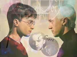 drarry_wallpaper by Beziuchna