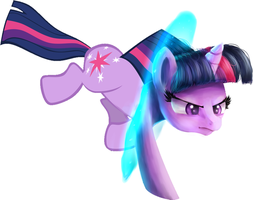 TwilightwhatSparkle by CottonCole