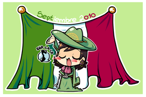 Mexican September by Danime-chan