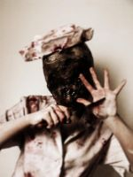 Silent Hill - Nurse Cosplay  BY The SC Cosplay by theSCcosplay